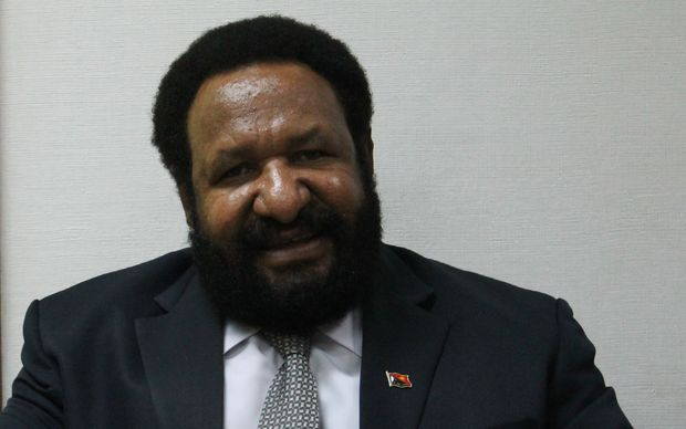 The member for Kandep in PNG, Don Polye.