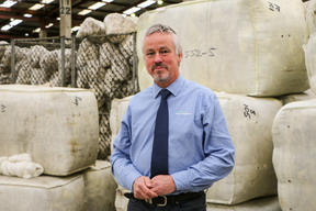 Wool prices have taken a big hit due to Covid-19, farmers are worried says Dave Burridge