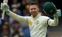 Michael Clarke during the Ashes, Adelaide, 2013.