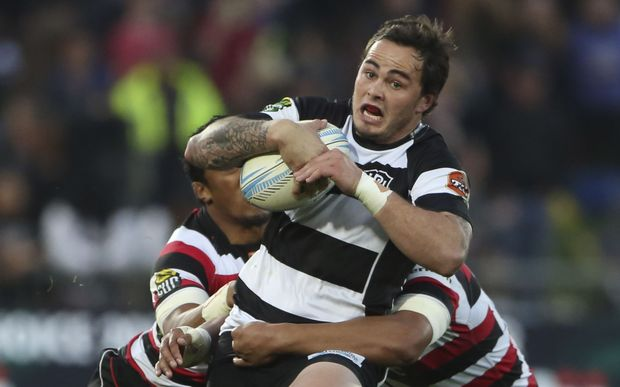 Former Hawke's Bay rugby player Zac Guildford