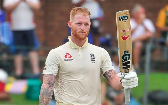 Ben Stokes fra England.