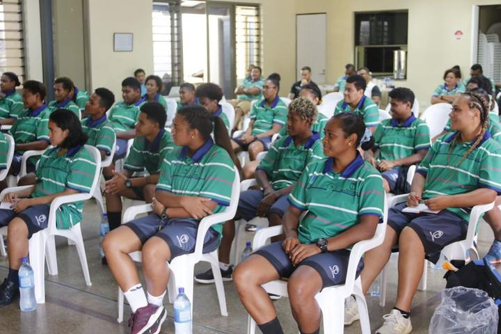Fiji Rugby launch first ever women's academy