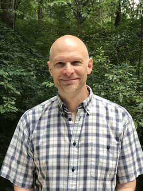 Wake Forest University professor, Adrian Bardon.