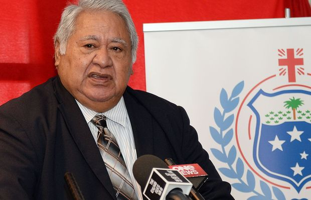 Image result for Samoan Rugby Union president