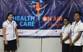 Health Care on Air Pacific launch in Fiji