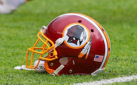 Washington Redskins Helmet.