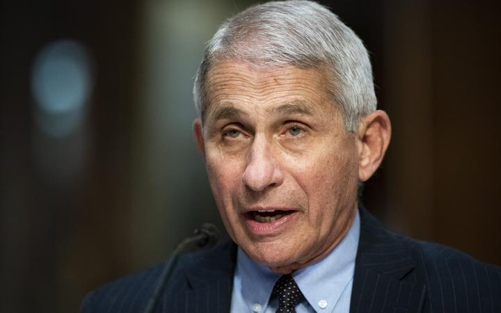 Anthony Fauci, director of the National Institute of Allergy and Infectious Diseases, speaks duringthe Senate Health, Education, Labor and Pensions (HELP) Committee hearing on Capitol Hill in Washington DC on June 30, 2020 in Washington,DC.