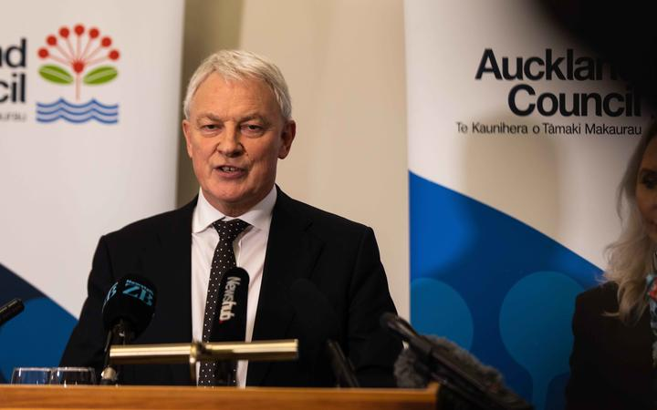 We Had To Slash Our Spending Auckland Council Cuts Jobs Defers Projects Rnz News