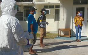 The first group of Marshallese to be repatriated through the US Army base on Kwajalein Atoll in May were followed by 77 base workers since June 9.