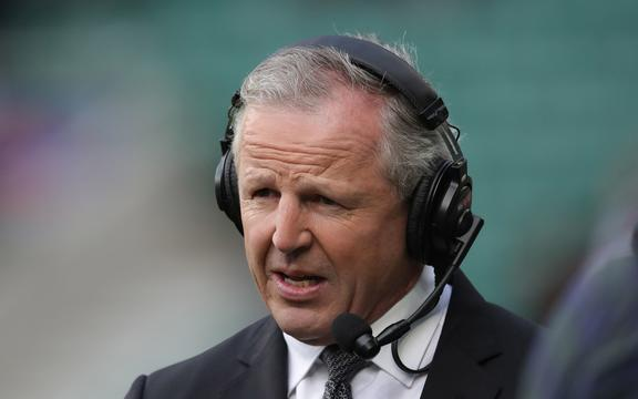 Former All Black Sean Fitzpatrick.