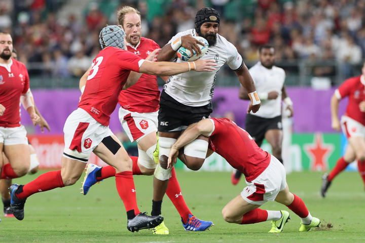 Fiji were beaten 29-17 by Wales in pool play at the 2019 Rugby World Cup.