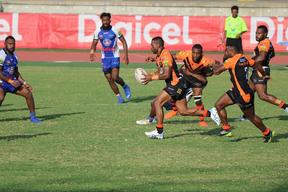 Lae Snax Tigers are the defending Digicel Cup champions.