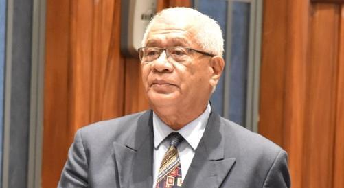 SODELPA MP Anare Jale.