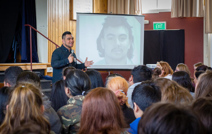 Rangi is on a path to change the lives of others.
