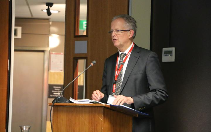 Children's Commissioner Andrew Becroft told the Waitangi Tribunal that Oranga Tamariki needs to devolve more power and resources to iwi.