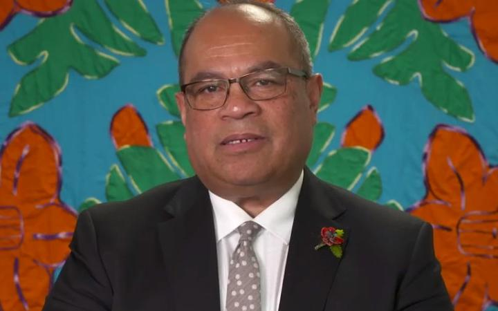 Aupito William Sio launches Cook Islands Language Week
