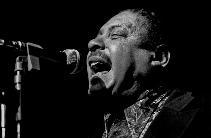 Big Joe Turner in Hamburg 1973