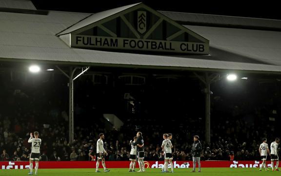 Craven Cottage, Fulham Football Club.