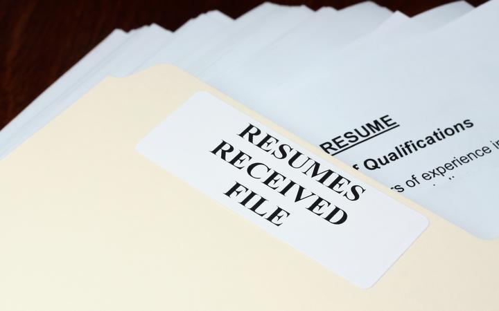 CV, resume stack, unemployment, job, job search, job loss, unemployed