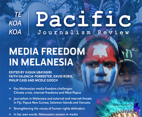 The Pacific Journalism Review: Vol. 26 No. 1 (2020): Media freedom in Melanesia