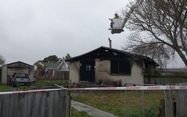 Parklands house fire