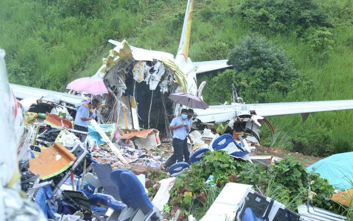 Kerala Plane Crash Black Boxes From Air India Jet Found Rnz News