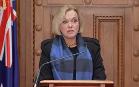 National leader Judith Collins calls for the election to be delayed