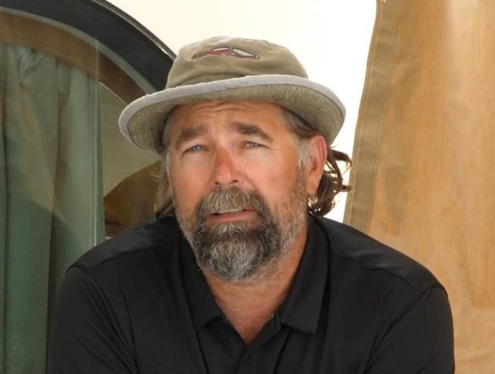 Keith Whitaker.