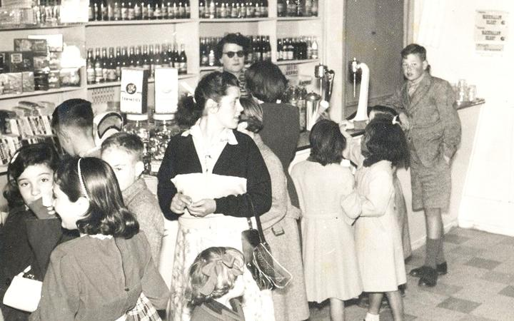 Regent Theatre Tuck Shop, Levin.