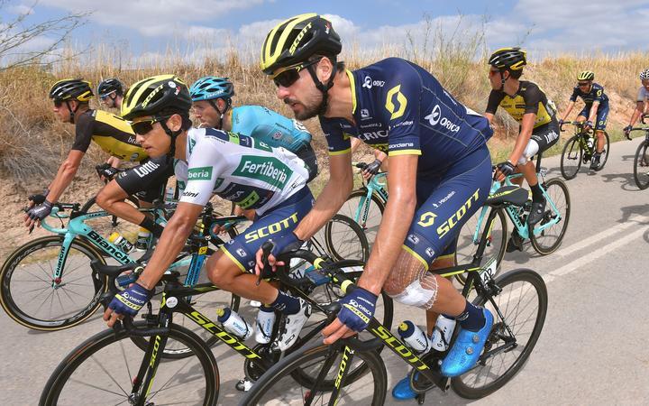 Bewley Forced Out Of Tour De France Rnz News