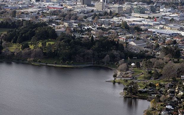 Tainui Group Holdings wants to build in a semi-rural part of the city.