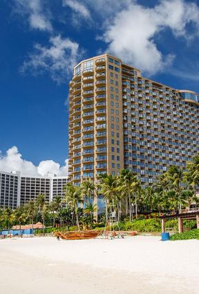 The Dusit Beach Resort
