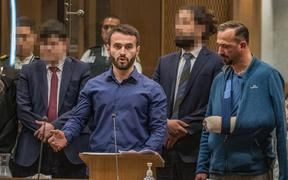 Mustafa Boztas - victim impact statement.
