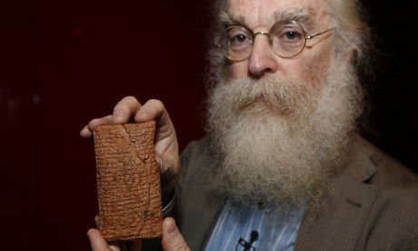 Irving Finkel, Assistant Keeper at the British Museum