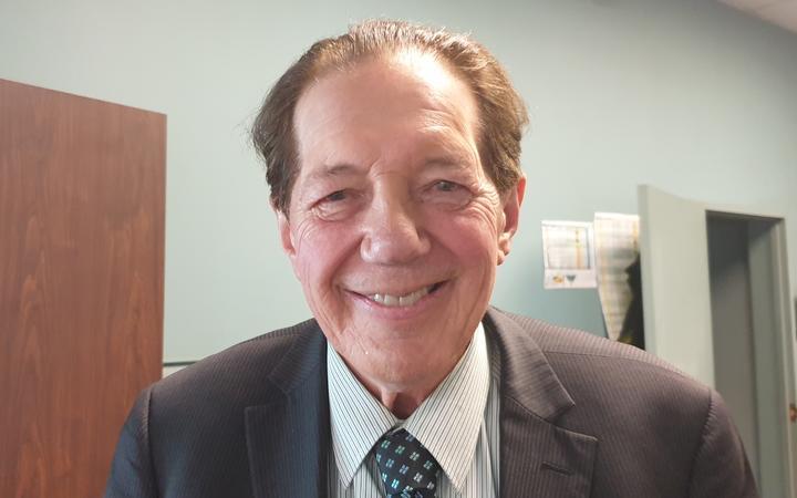Sir Tim Shedbolt, Mayor of Anwar Kargil City.