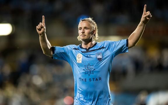 Sydney FC defender Rhyan Grant.