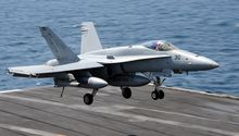 F/A-18/C Hornet fighter plane
