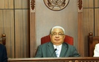 The Chief Judge of Samoa, Patu T Falefatu Sapolu.