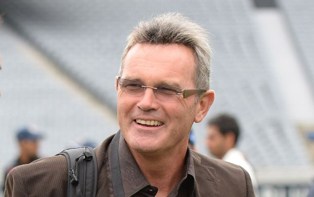 Former New Zealand cricket captain Martin Crowe