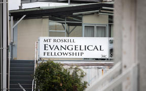 The Mt Roskill Evangelical Fellowship church