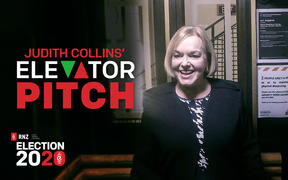 National Party leader Judith Collins.