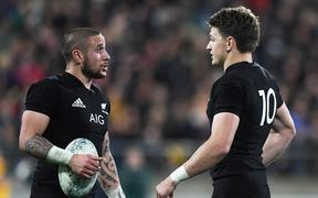 TJ Perenara and Beauden Barrett are among several All Blacks unlikely to make themselves available for the Rugby Championship in Australia.