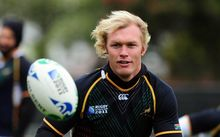 Springbok loose forward Schalk Burger