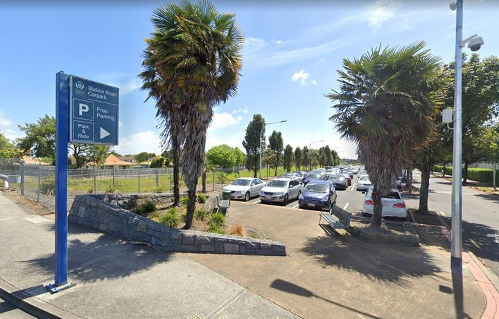 Station Road Park & Ride, Manurewa, Auckland