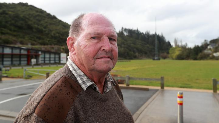 Picton RSA president John McCarthy is one of several to oppose the proposed new freedom camp site at Memorial Park.