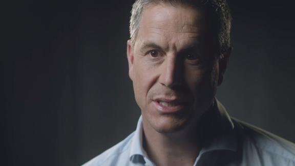 NZ Sports Collective's Rob Waddell in a video promoting Sky Next.