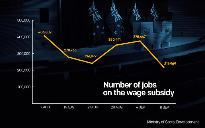Wage subsidy graph