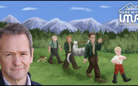 Prokofiev's Peter & The Wolf with Alexander Armstrong