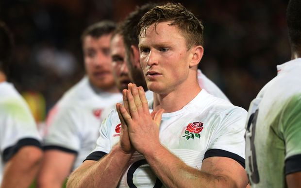 England player Chris Ashton won't be alone in praying for victory in 2015