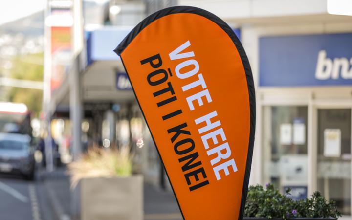 Signs around Christchurch